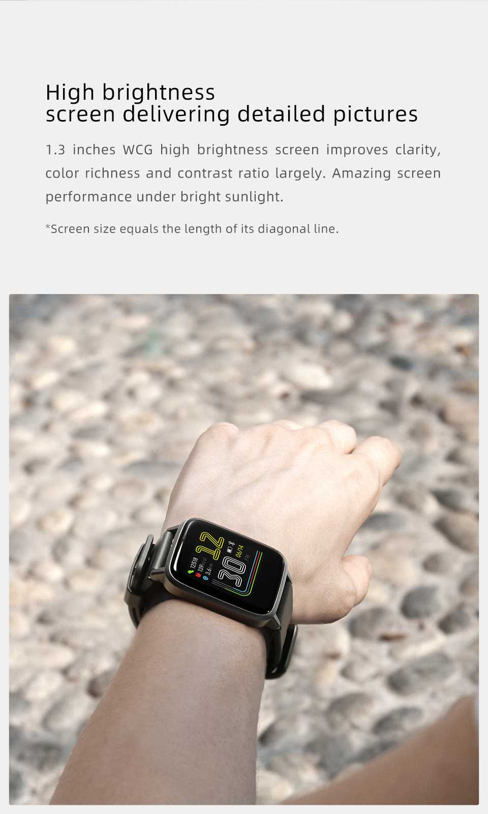 Haylou LS01 Smart Watch Wholesale