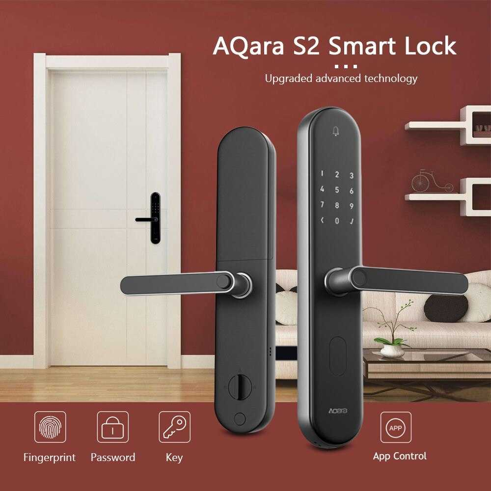 Aqara Smart Door Lock S2